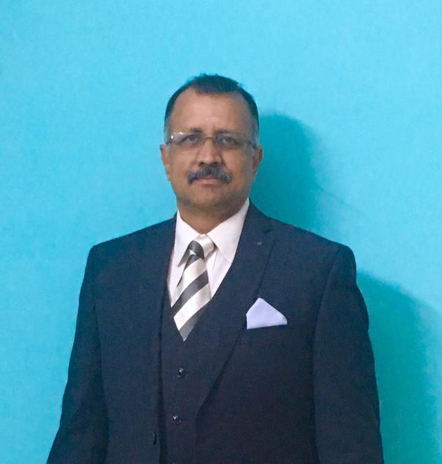 Mr  Ramakrishnan Venkateshwaran