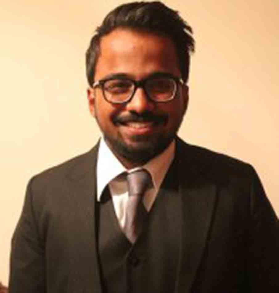 Rahul S. Nair